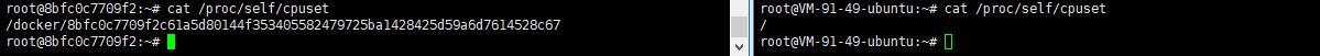 cpuset